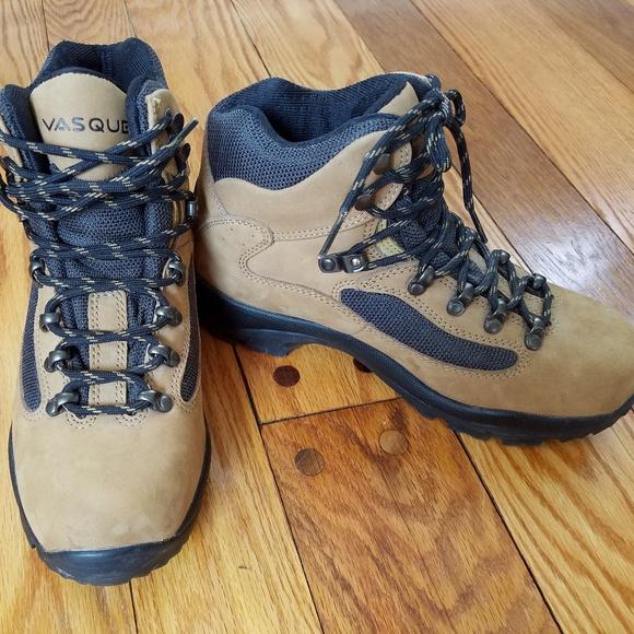 8c408962b44 Vasque Skywalk Hiking Trail Boots Suede Shoes